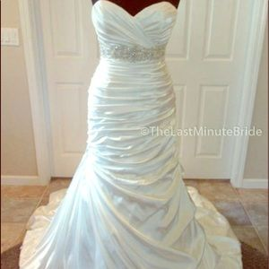Maggie Soterro Adorae wedding dress